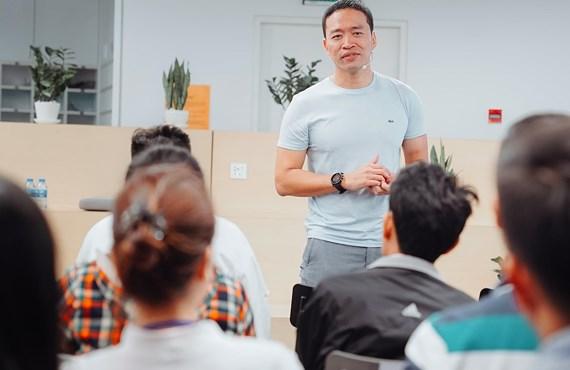 CEO VNG Lê Hồng Minh: Dùng công nghệ để giải thích về sự sáng tạo