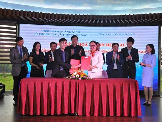 Quảng Ninh và Quảng Bình triển khai hành chính công trên ứng dụng Zalo