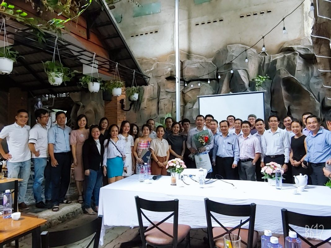 Cafe doanh nhân – hội doanh nghiệp Tân Phú