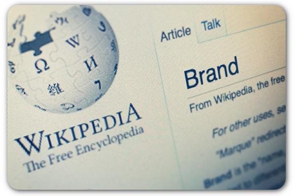 Tạo trang Wikipedia cho thương hiệu